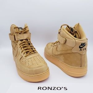 NEW NIKE Air Force 1 High '07 LV8 WB Size 13